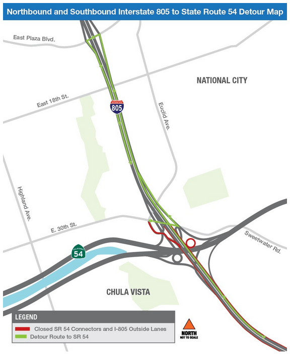 Interstate_805_to_Route_54_Map