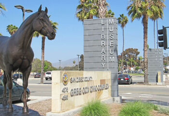 svca-horse-statue-greg-cox-civic-complex-featured